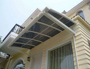 The advantages brought by installing  canopy
